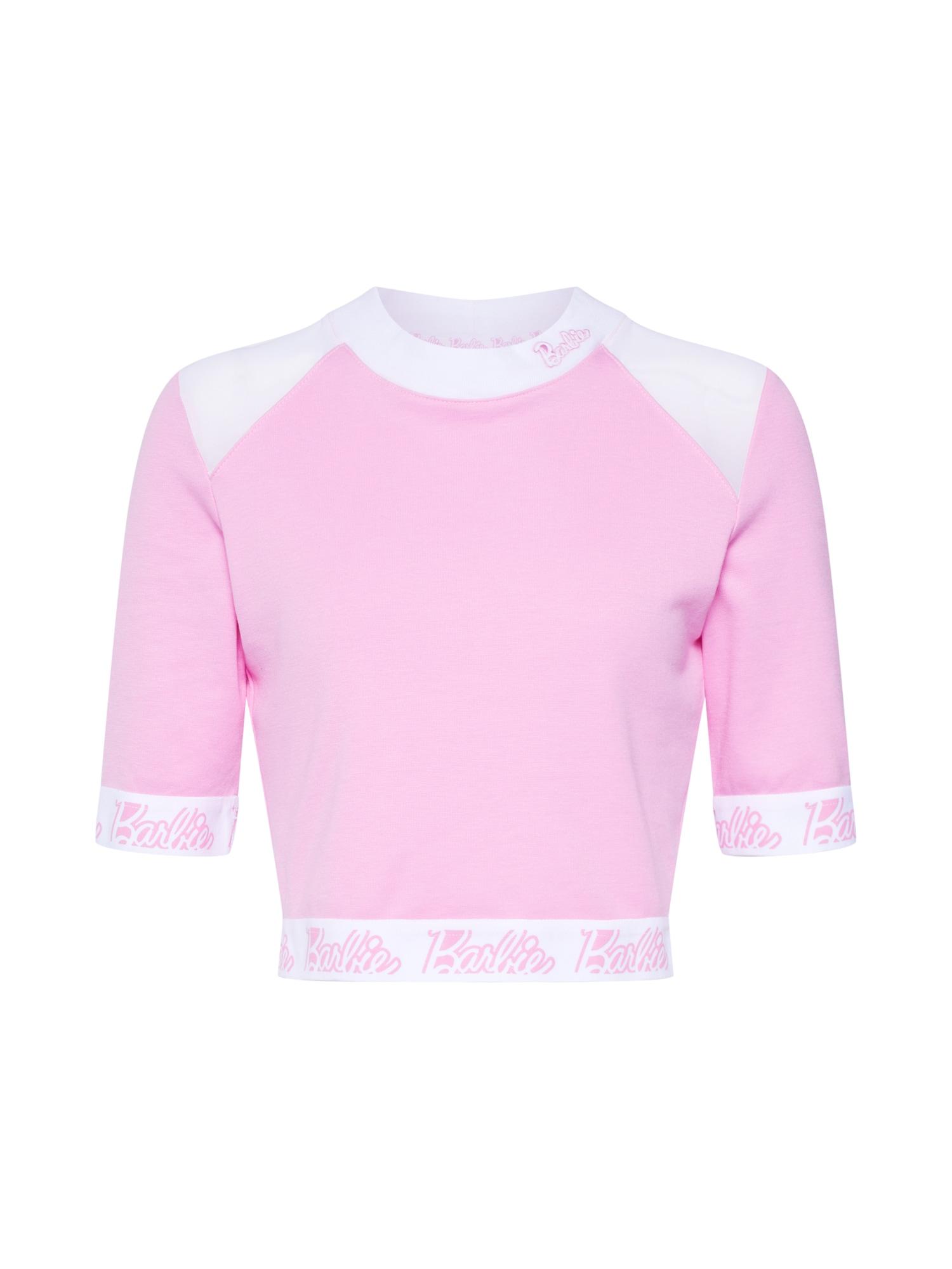 Tričko Laura pink ABOUT YOU X Barbie