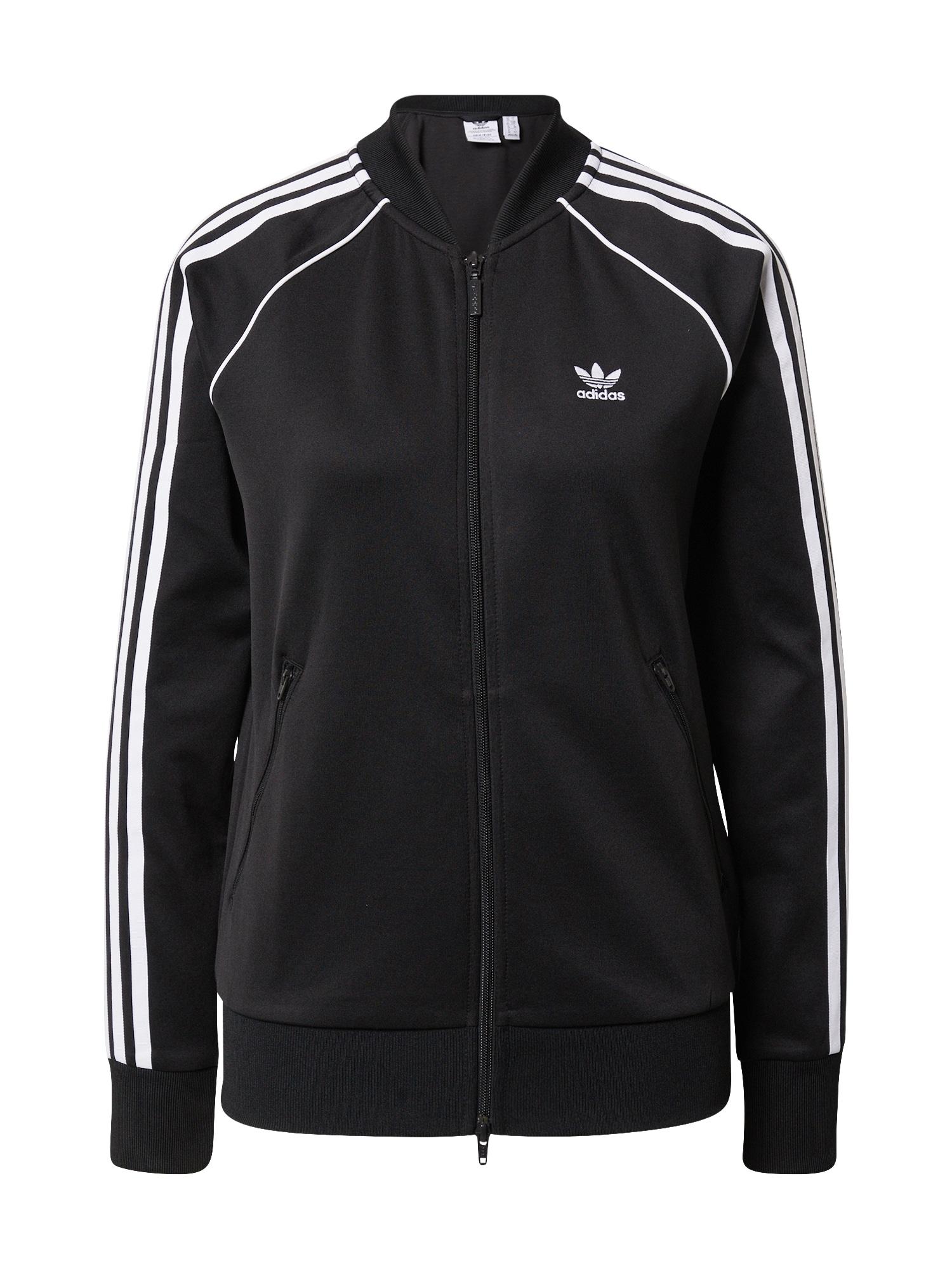 ADIDAS ORIGINALS Džemperis juoda