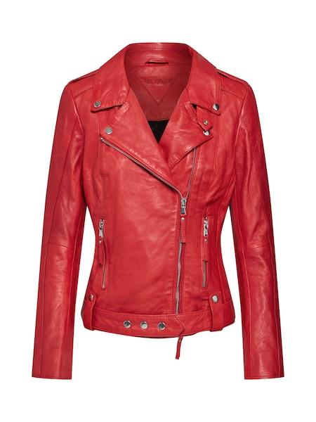 Jacken für Frauen - BE EDGY Jacke 'Beclara' rot  - Onlineshop ABOUT YOU