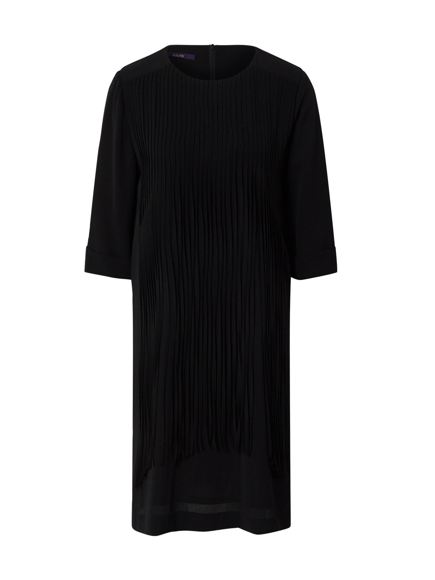 LAUREL Suknelė juoda