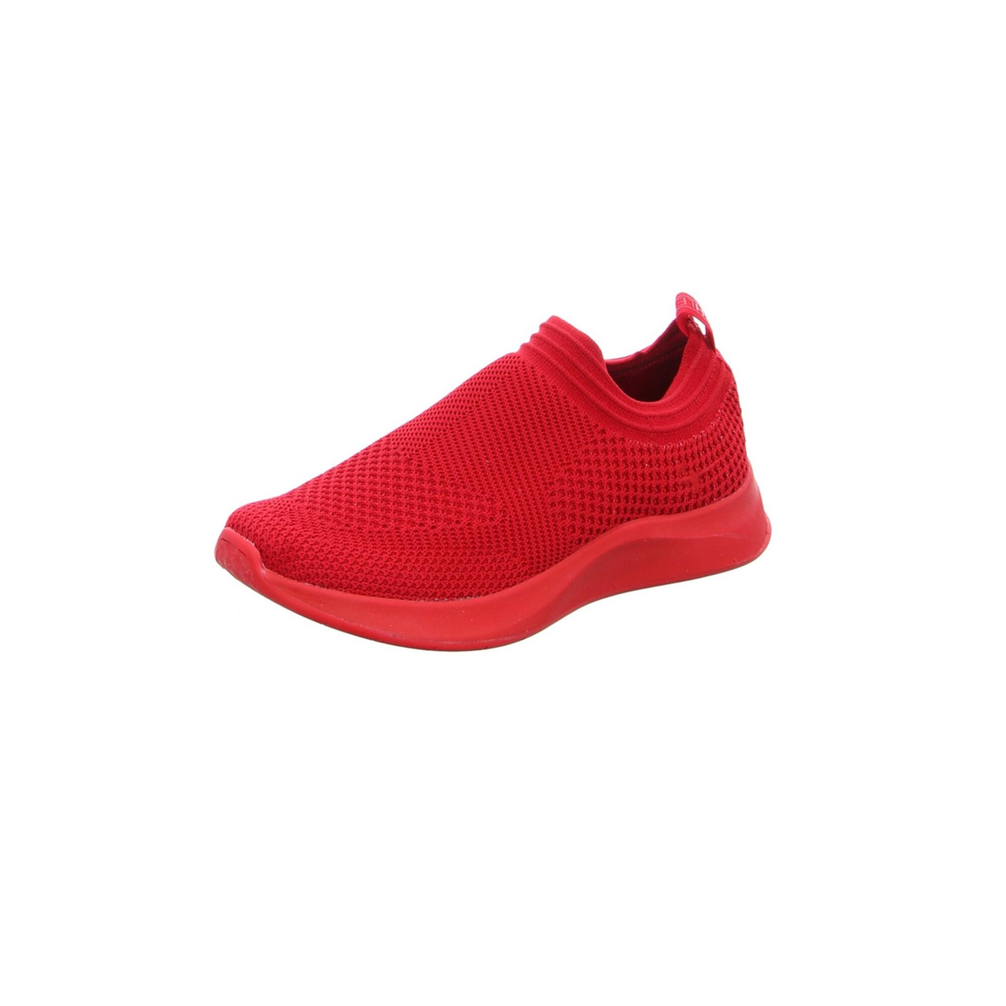 TAMARIS Slip-on obuv  svetločervená