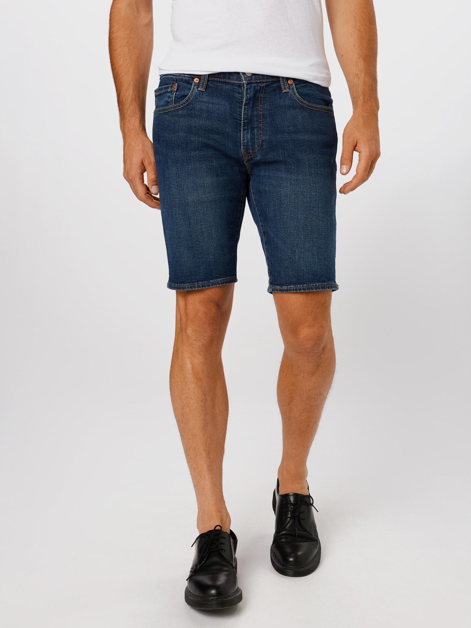 LEVI'S Jeans ' 511'  blå denim