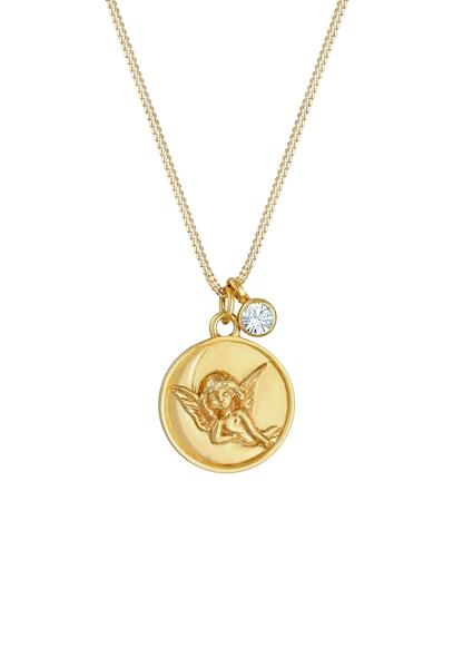 Ketten für Frauen - Halskette Engel, Multipendants › ELLI › gold silber  - Onlineshop ABOUT YOU