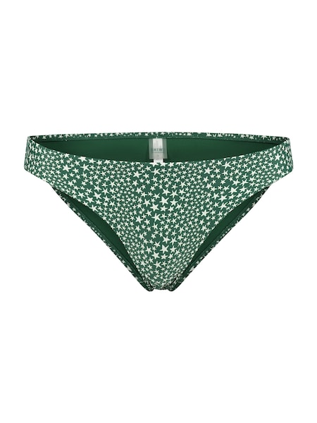 Bademode - Bikinihose 'Tuvalu' › Shiwi › grün weiß  - Onlineshop ABOUT YOU