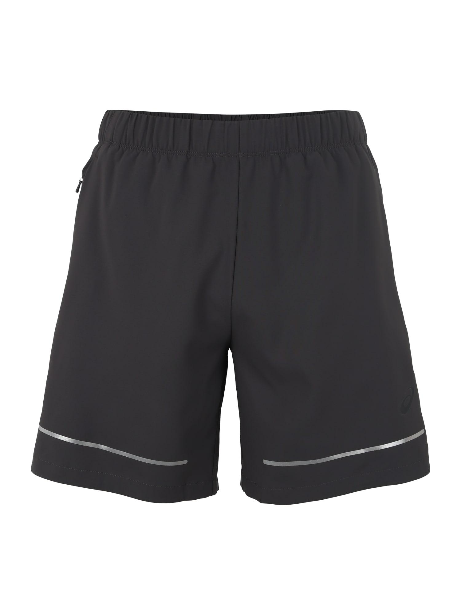Sportovní kalhoty LITE-SHOW 7IN SHORT tmavě šedá ASICS