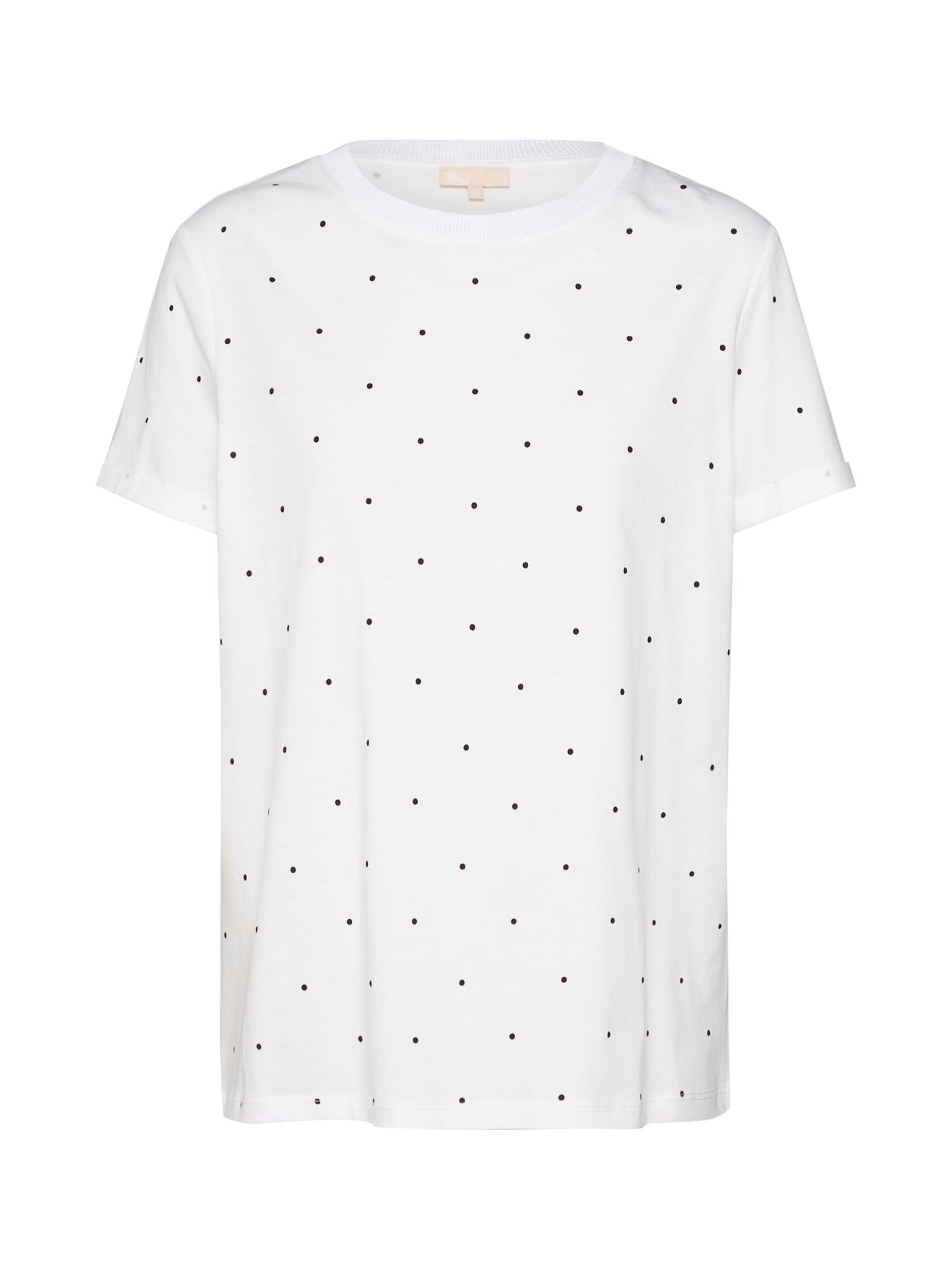 Tričko černá bílá Talkabout