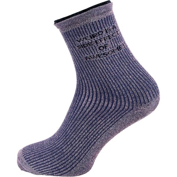 Socken - Socken 'Hasle' › Mp Denmark › dunkellila  - Onlineshop ABOUT YOU