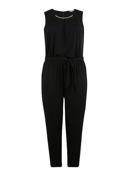Hosen - Overall 'Maxie' › ABOUT YOU Curvy › schwarz  - Onlineshop ABOUT YOU