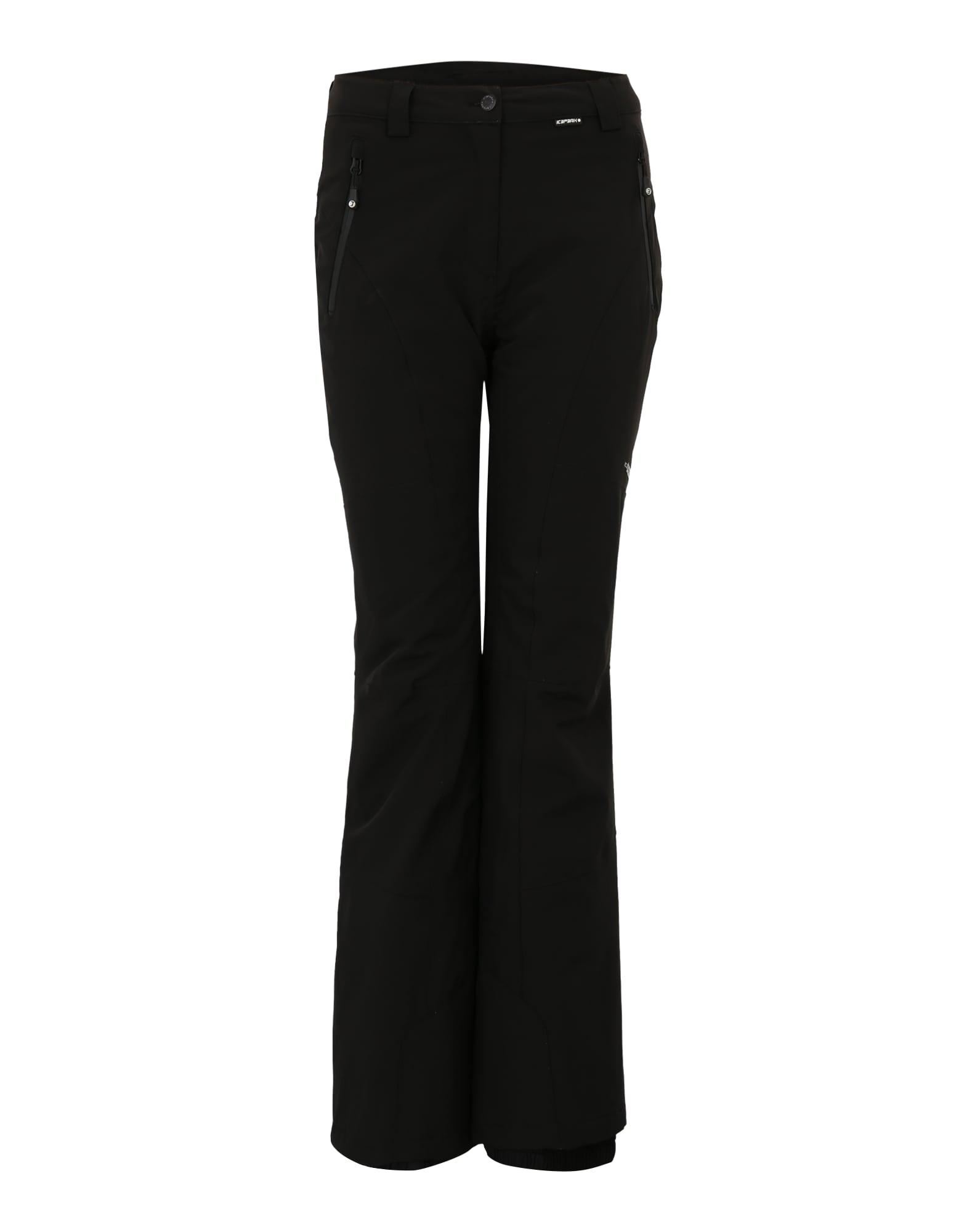 Outdoorové kalhoty Noelia černá ICEPEAK