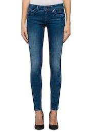 REPLAY Damen Jeans LUZ dark blue blau   08054959845030