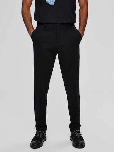 Selected Homme elastische Hose mit enger Passform
