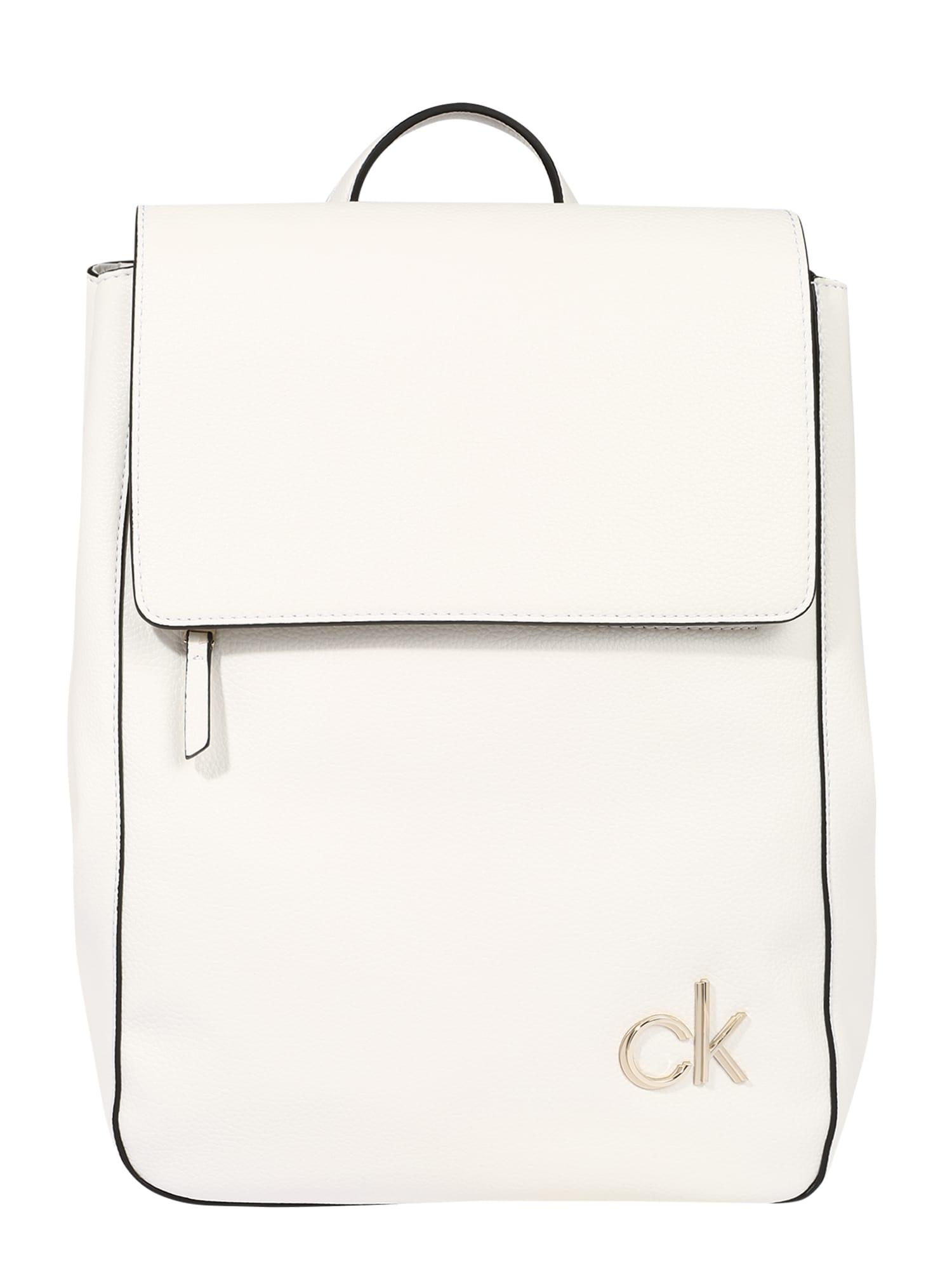 Calvin Klein Kuprinė balta