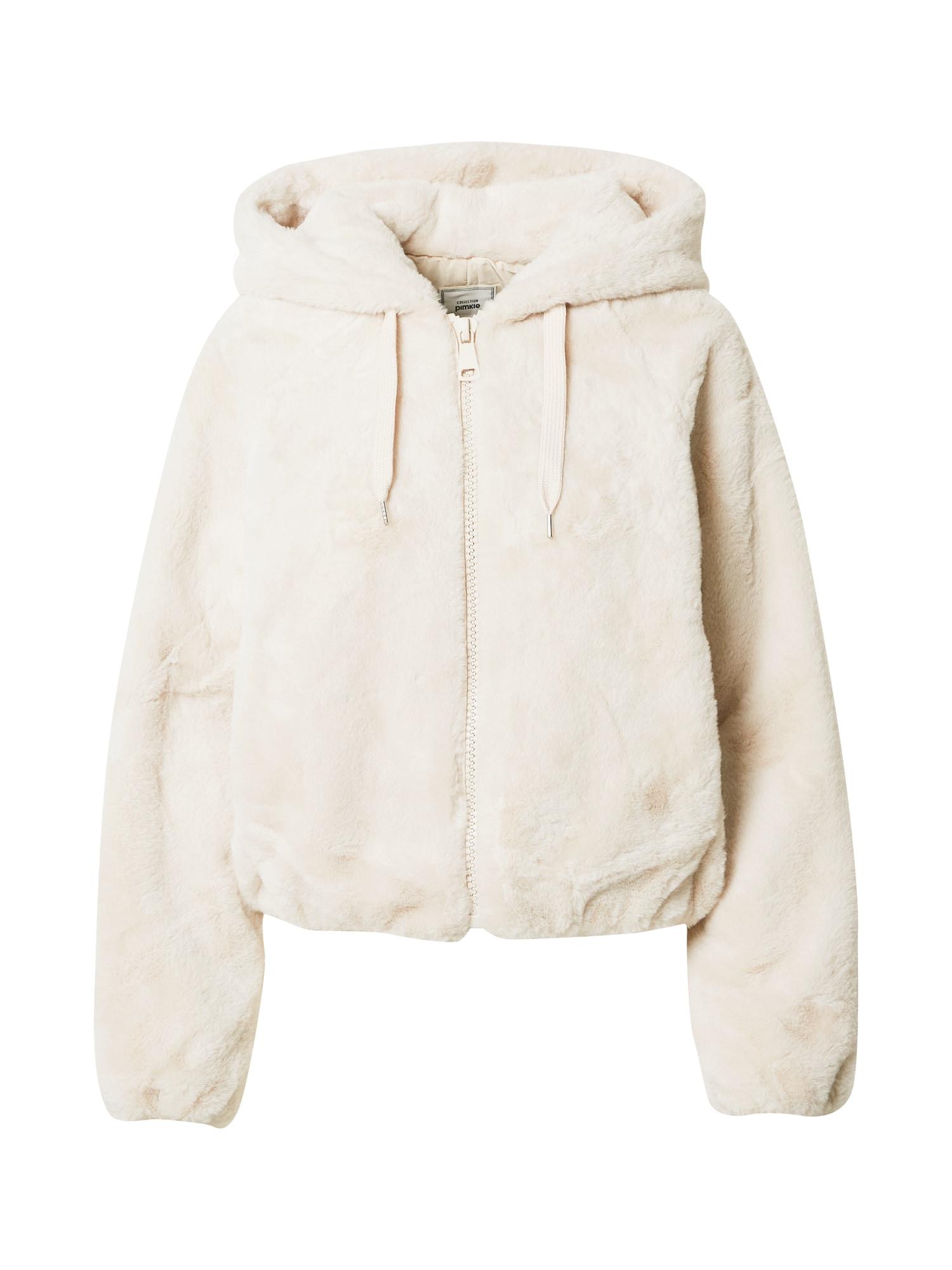 Pimkie Přechodná bunda  bílá