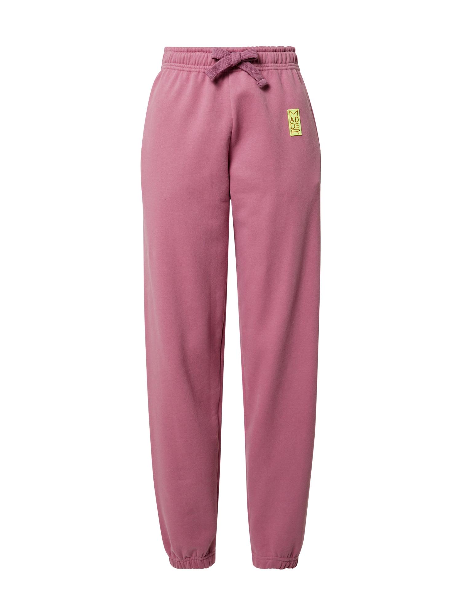 Damson Madder Kelnės ryškiai rožinė spalva
