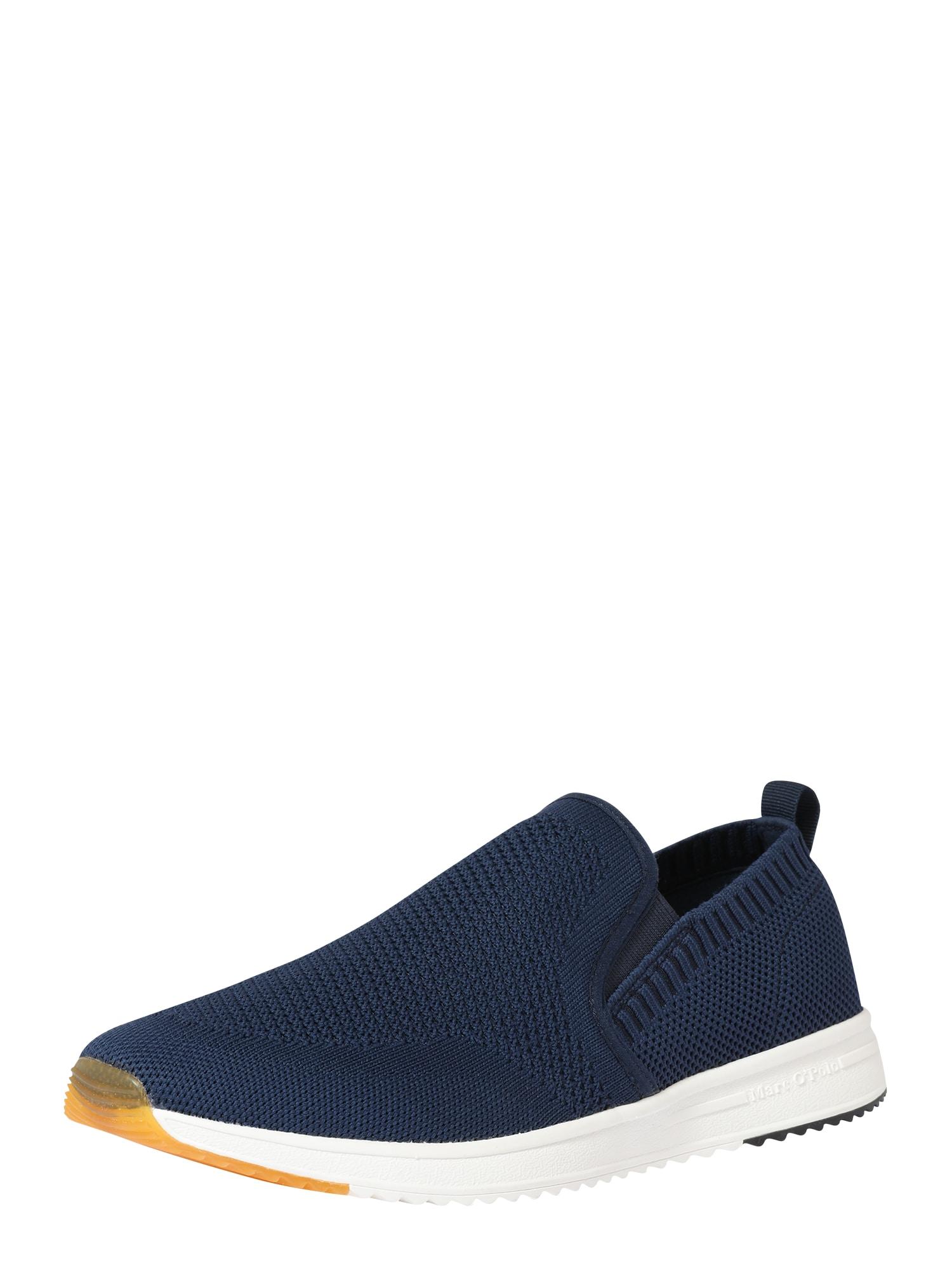 Marc O'Polo Slip on boty  tmavě modrá