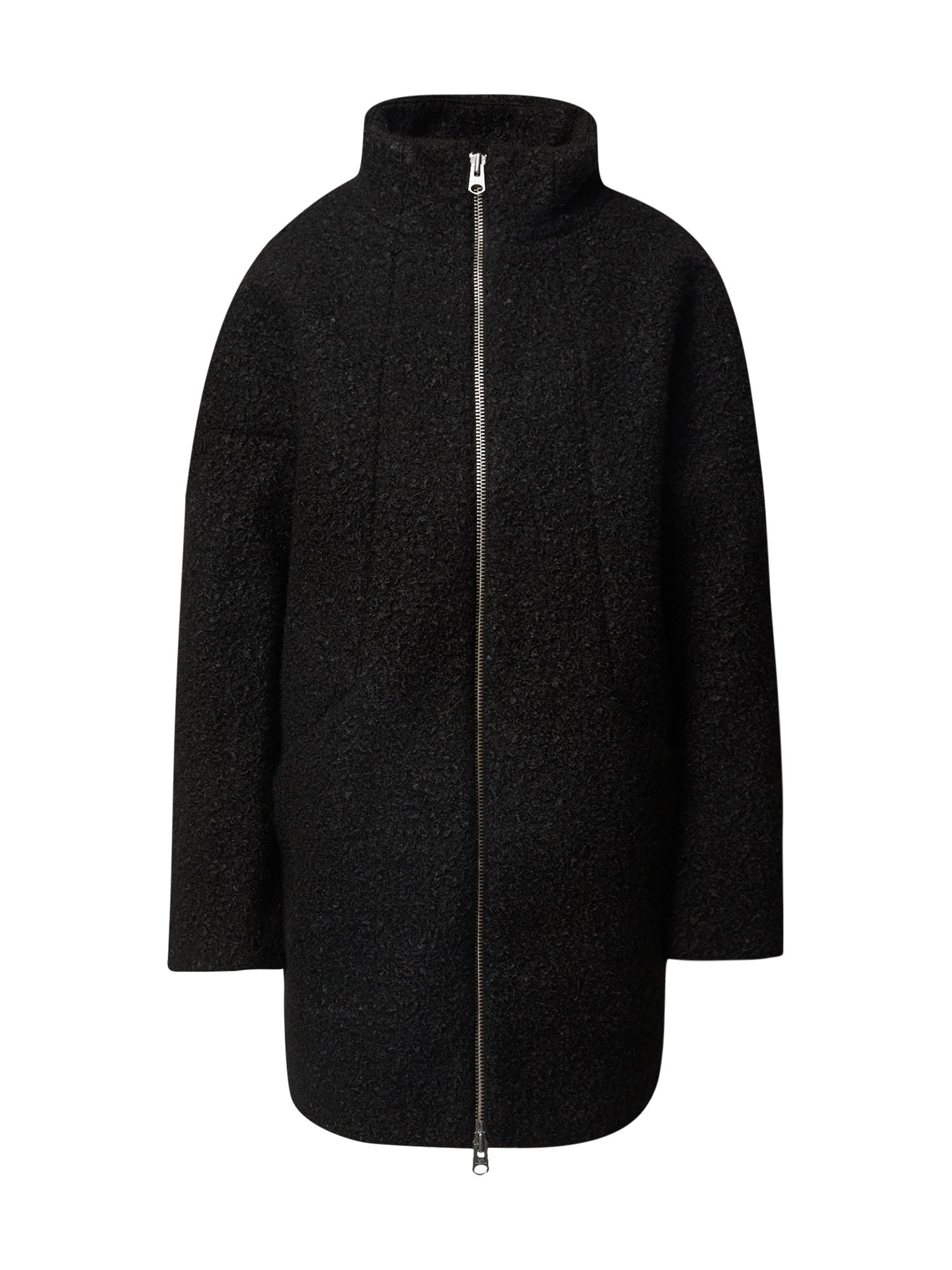 Q/S designed by Demisezoninis paltas juoda