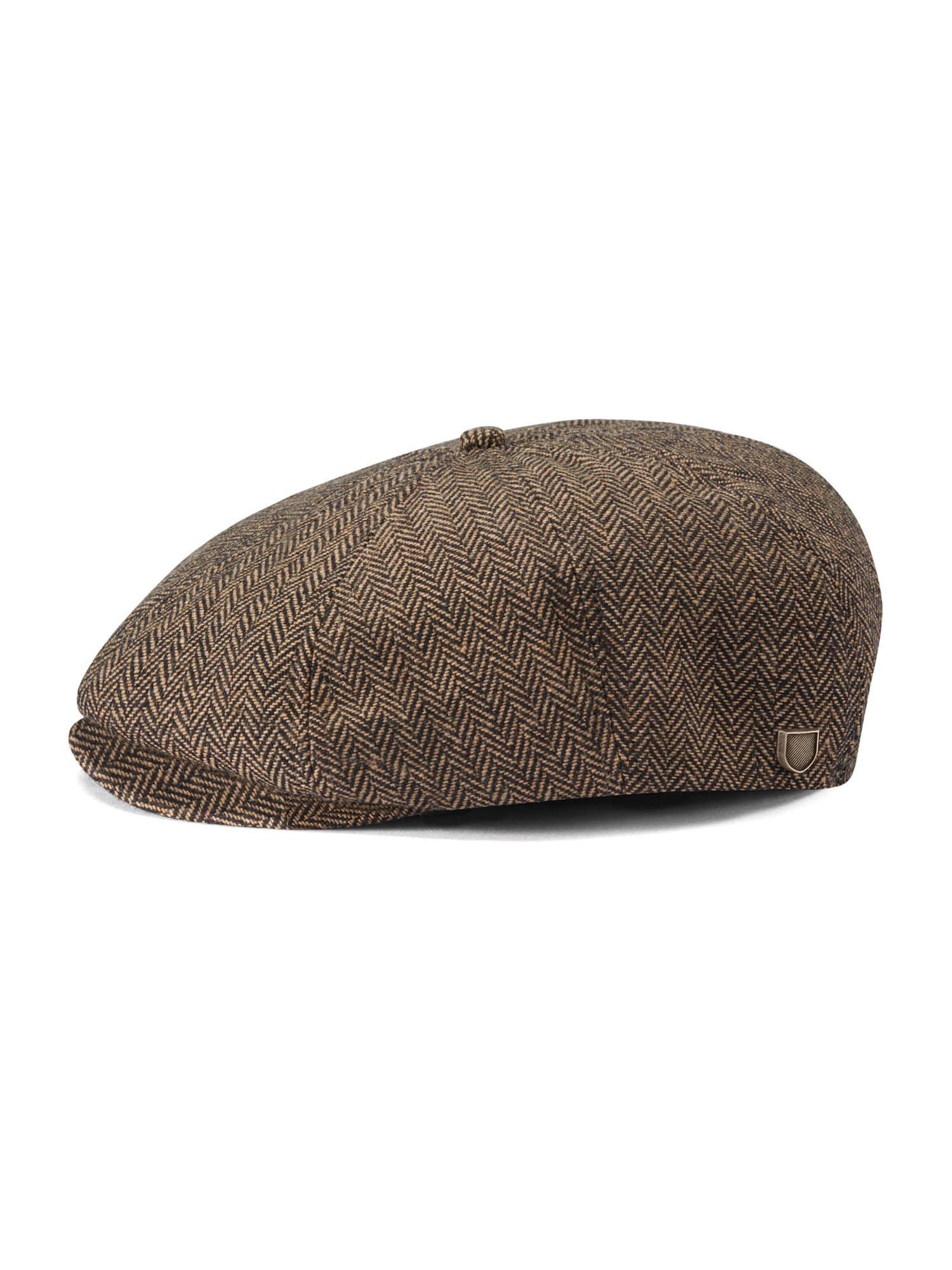 Brixton Megzta kepurė ruda