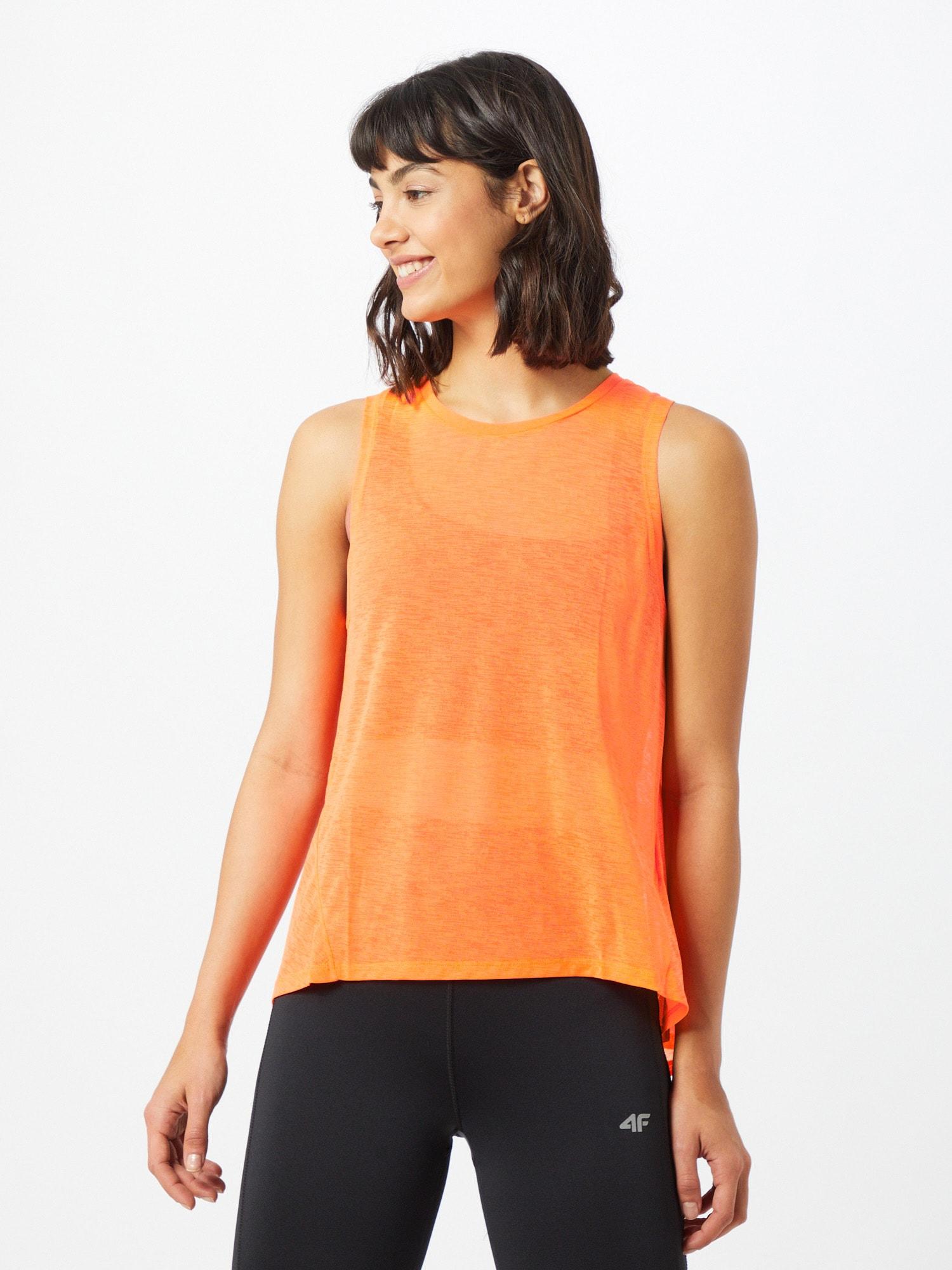 4F Sporttopp  orange