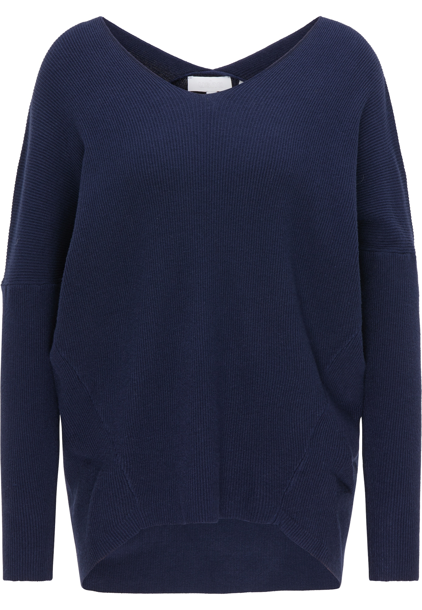 usha WHITE LABEL Megztinis tamsiai mėlyna