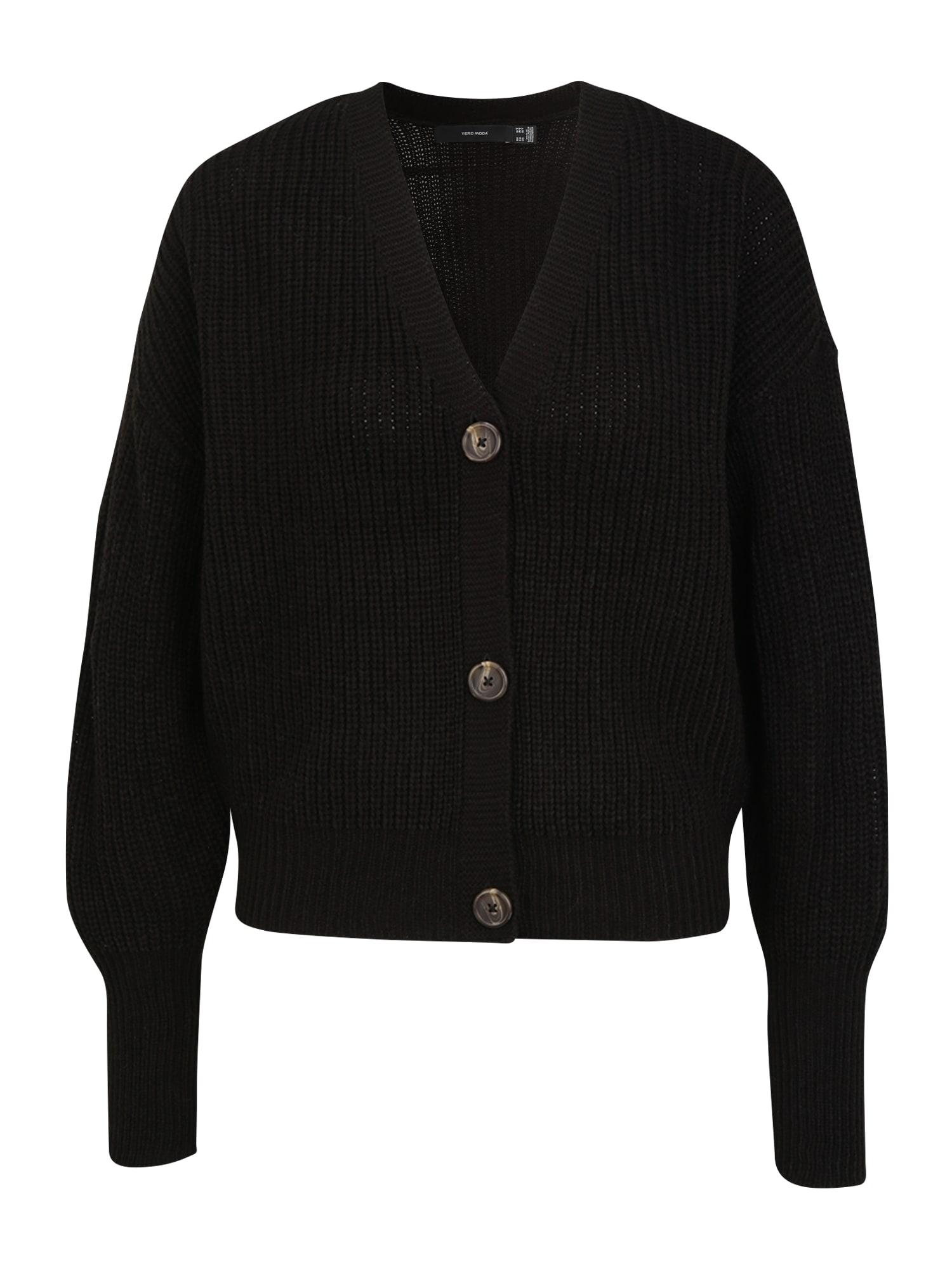 Vero Moda Tall Kardigan 'LEA'  černá
