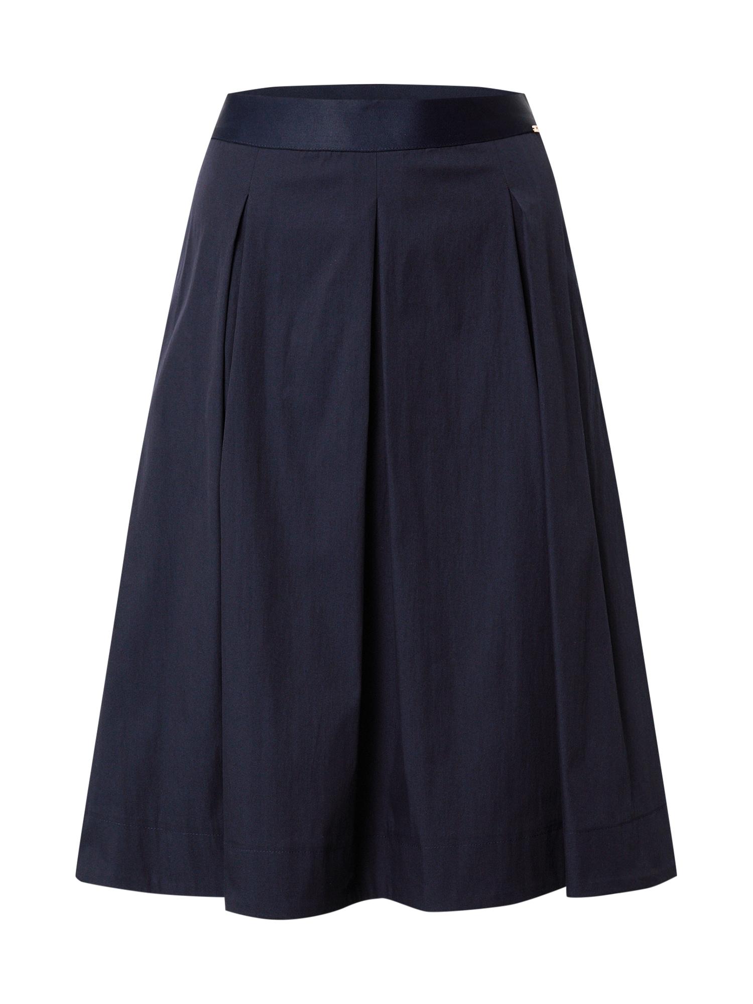 CINQUE Sukně  marine modrá
