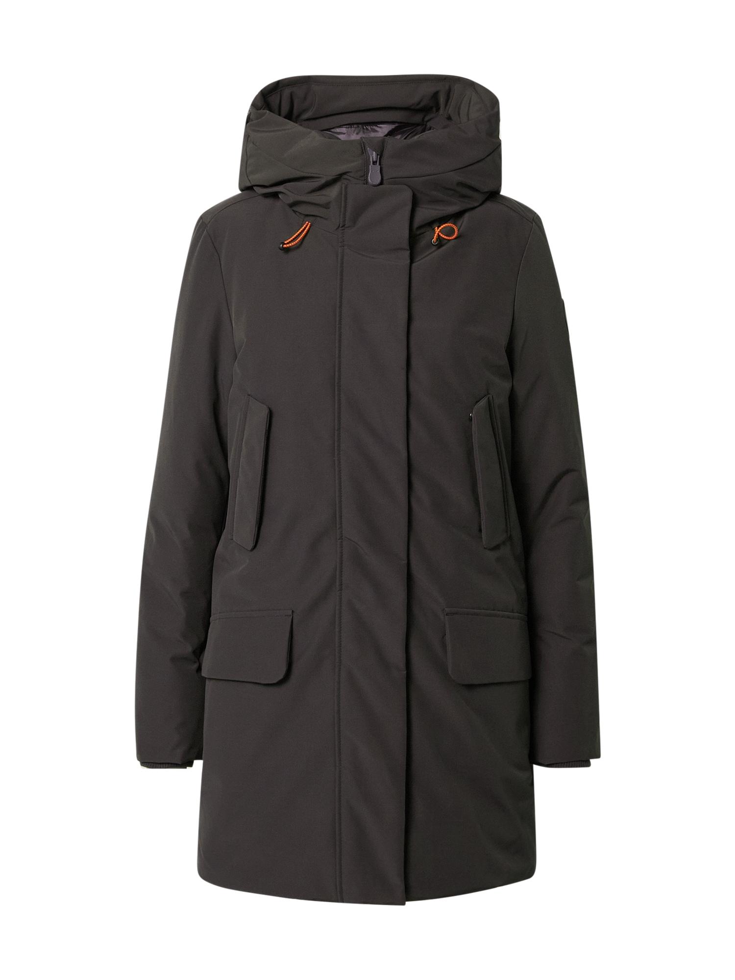 SAVE THE DUCK Žieminis paltas tamsiai pilka