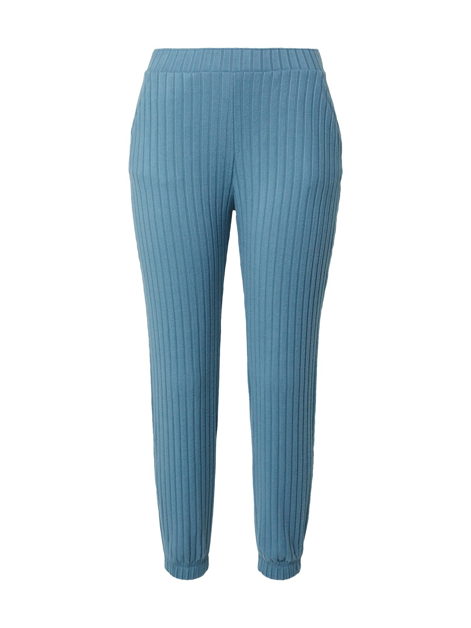 Gilly Hicks Pyžamové nohavice  nebesky modrá