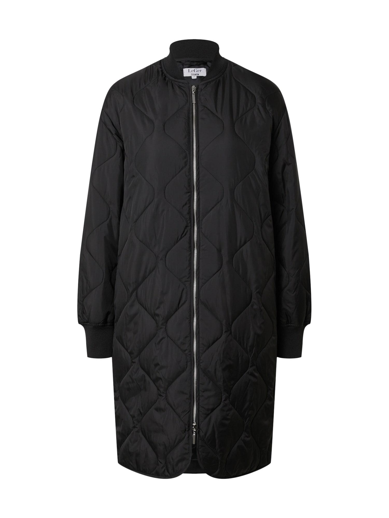 LeGer by Lena Gercke Přechodný kabát 'Rachel'  černá