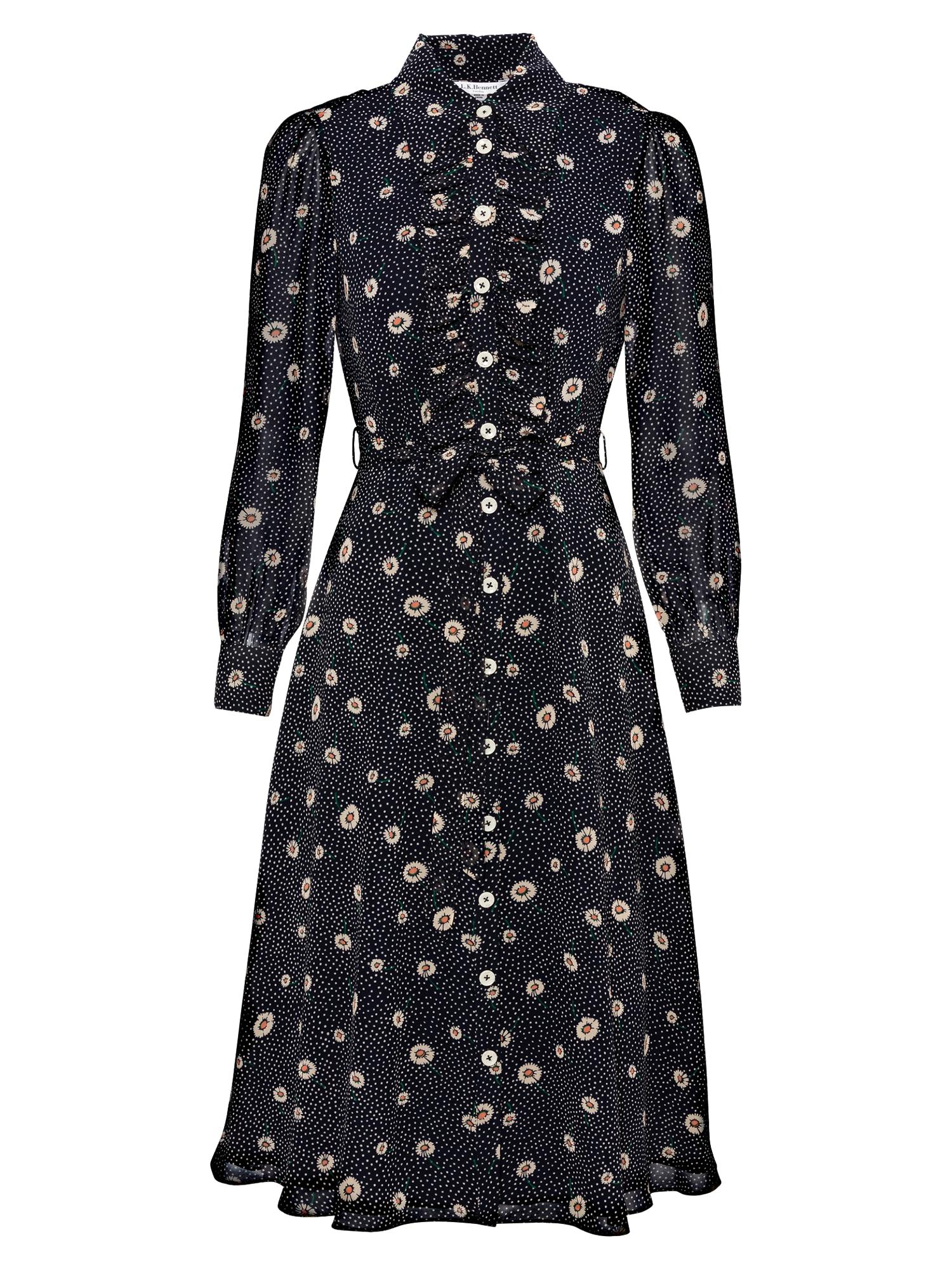 L.K.Bennett Palaidinės tipo suknelė