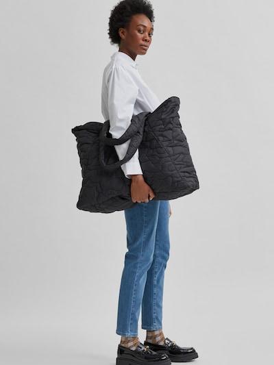 Selected Femme Tunja Mid Rise Slim Jeans