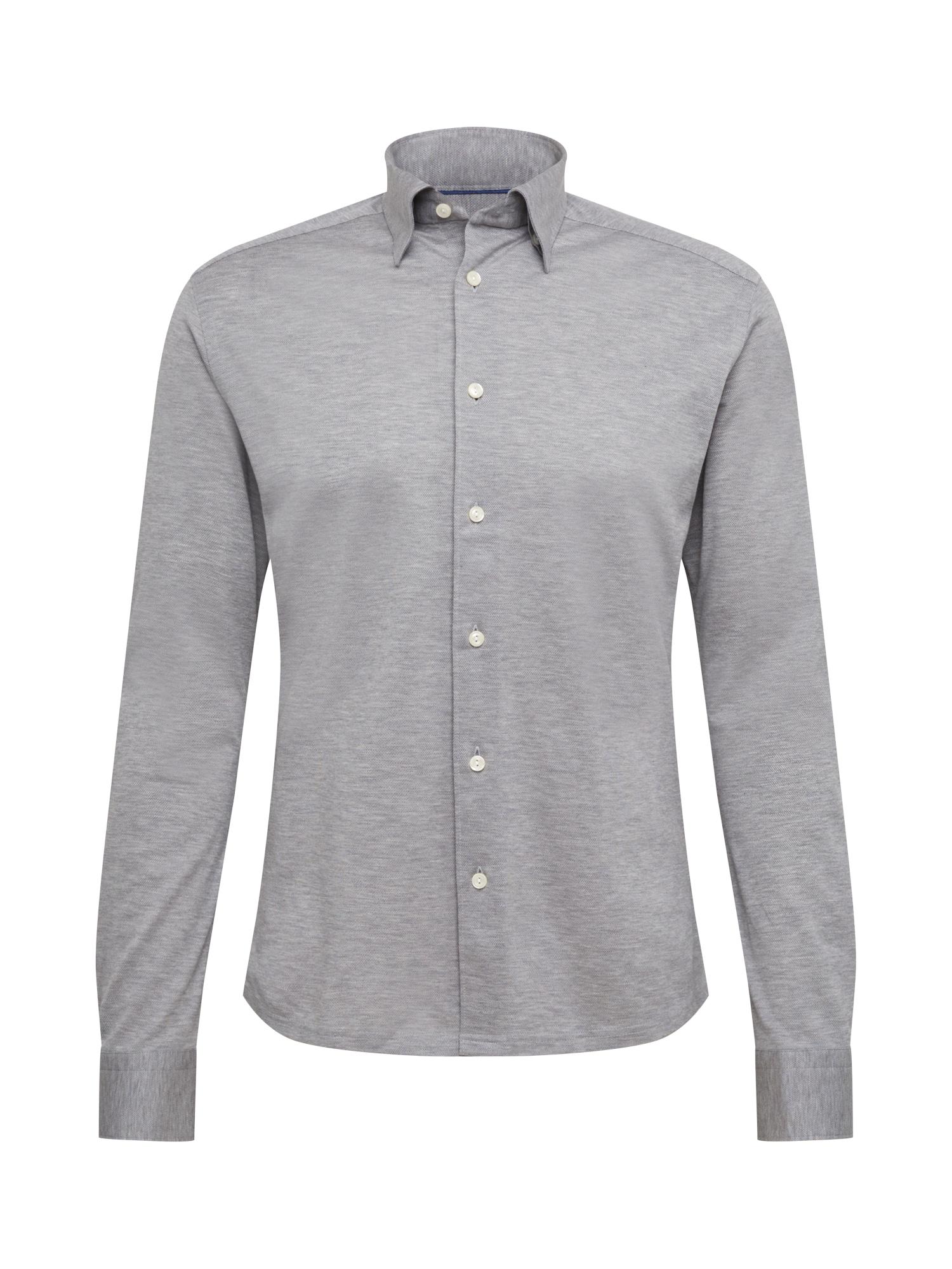 ETON Marškiniai margai pilka