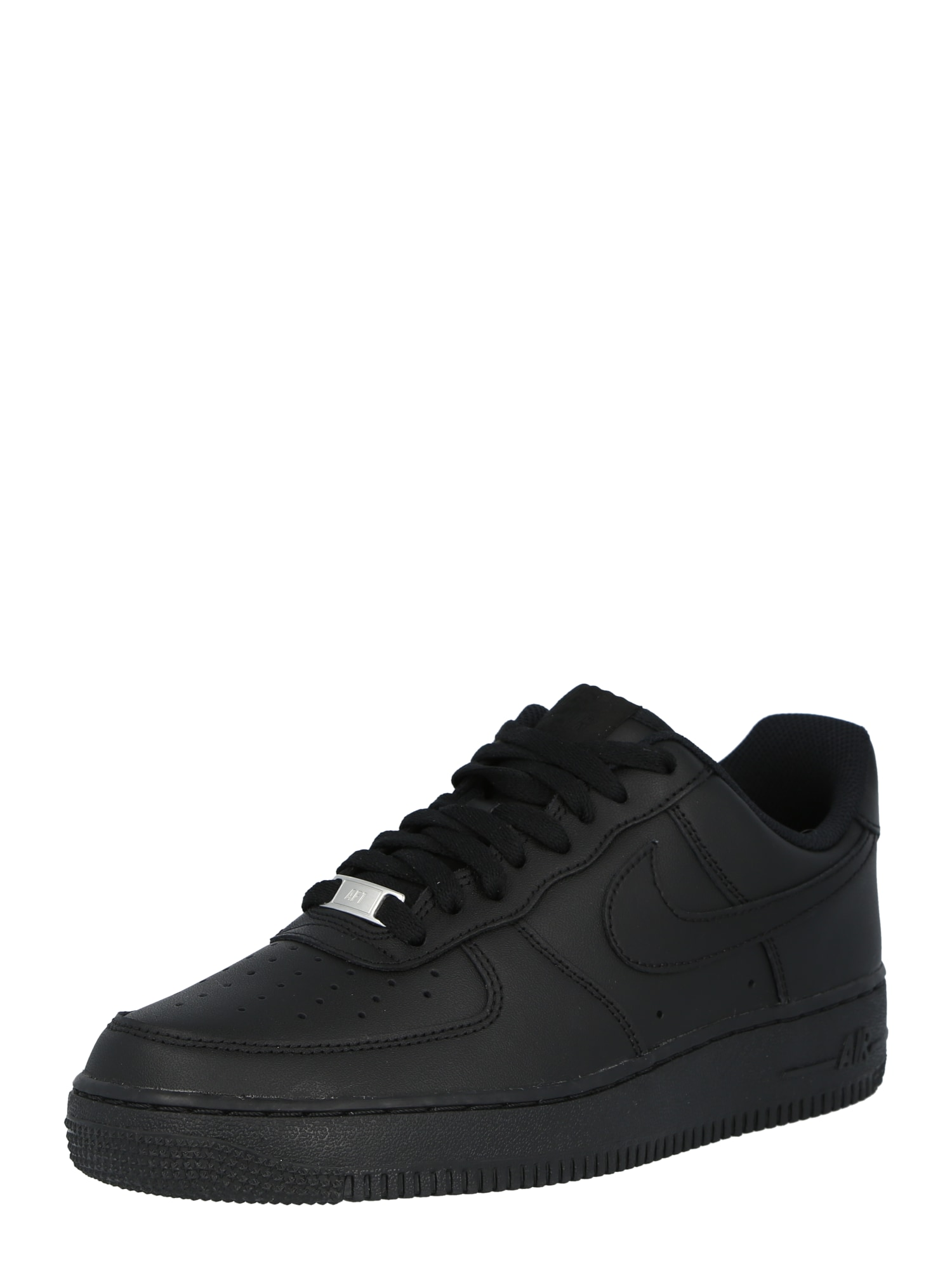 Nike Sportswear Tenisky 'AIR FORCE 1 '07'  černá