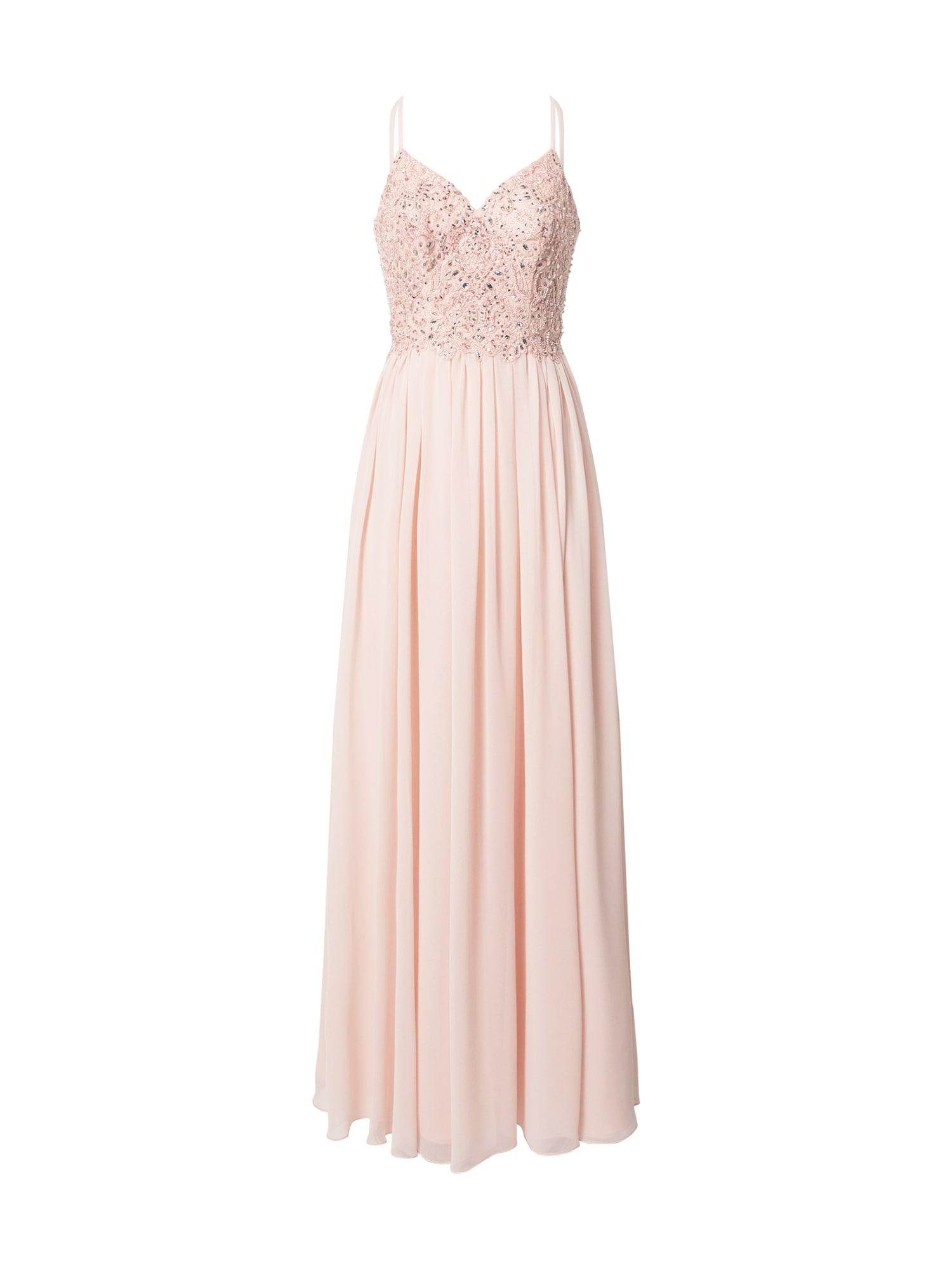 Laona Vakarinė suknelė šviesiai rožinė