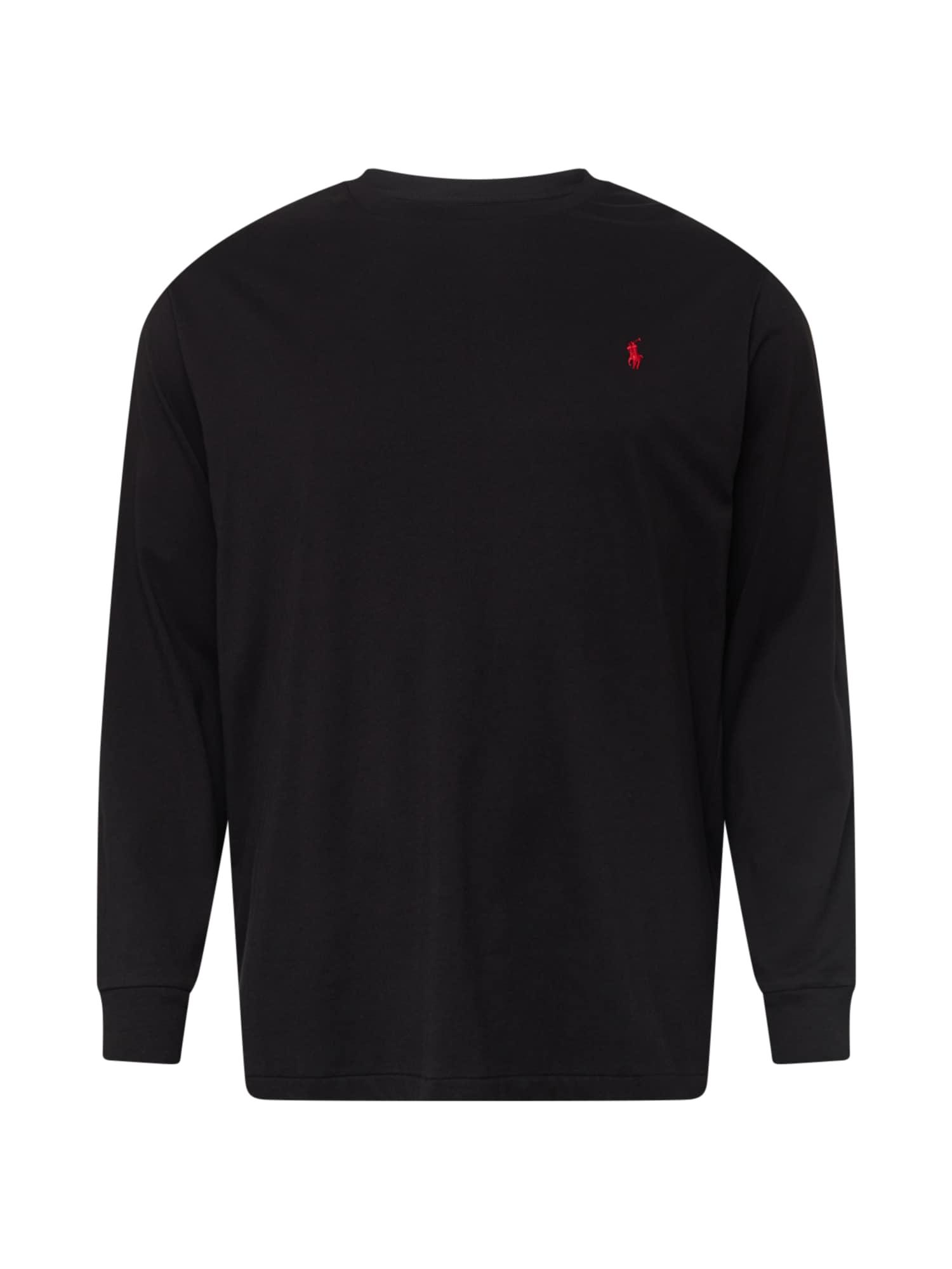 Polo Ralph Lauren Big & Tall Marškinėliai juoda