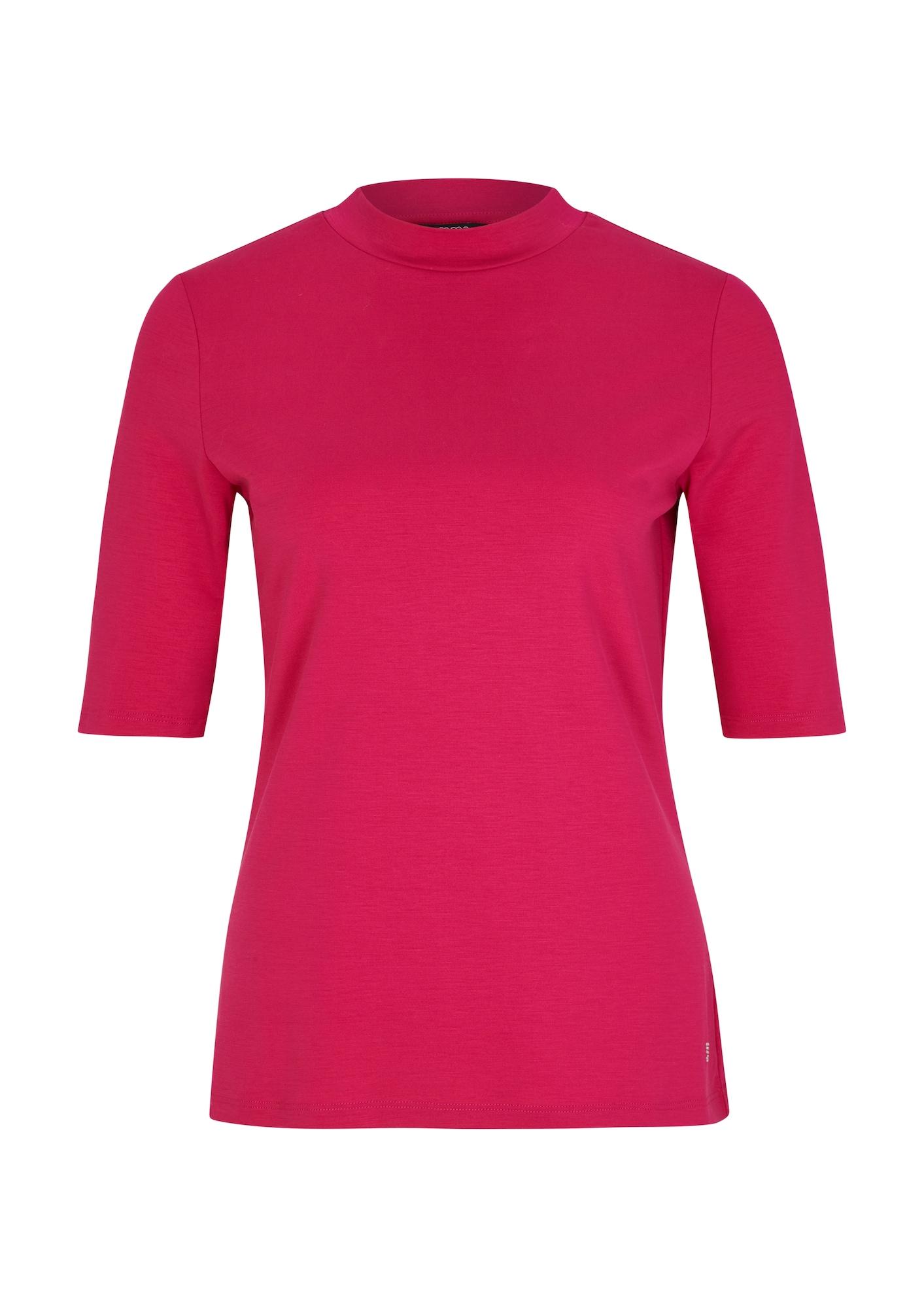 COMMA Marškinėliai tamsiai rožinė