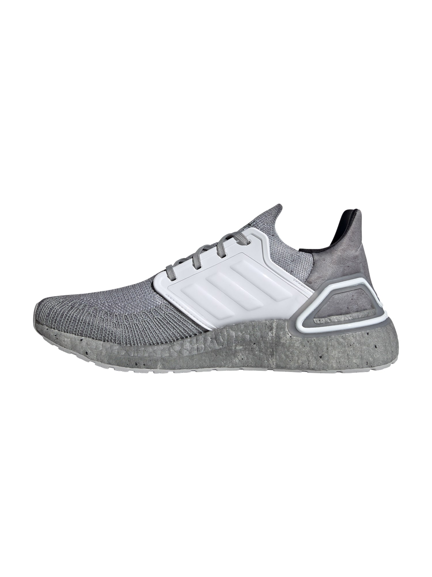 ADIDAS PERFORMANCE Běžecká obuv  šedá / bílá