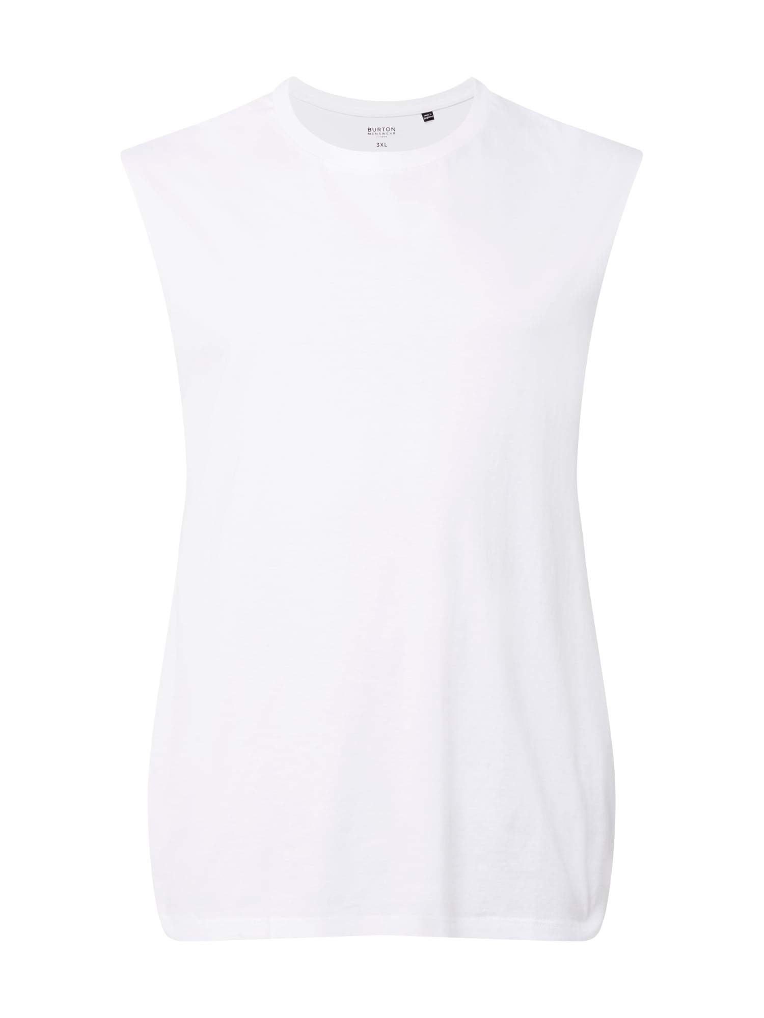 BURTON MENSWEAR LONDON (Big & Tall) Marškinėliai balta