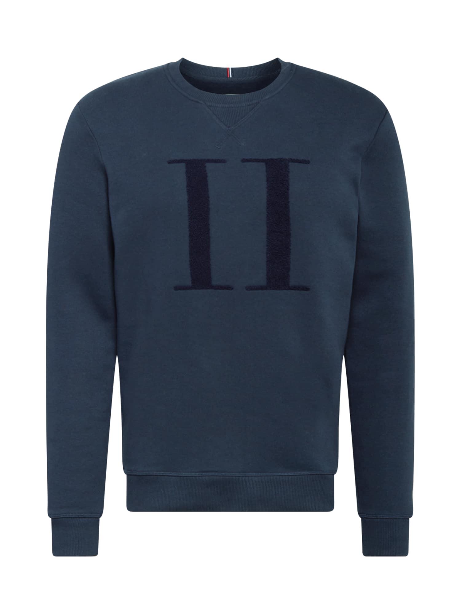 Les Deux Megztinis be užsegimo tamsiai mėlyna / tamsiai mėlyna jūros spalva