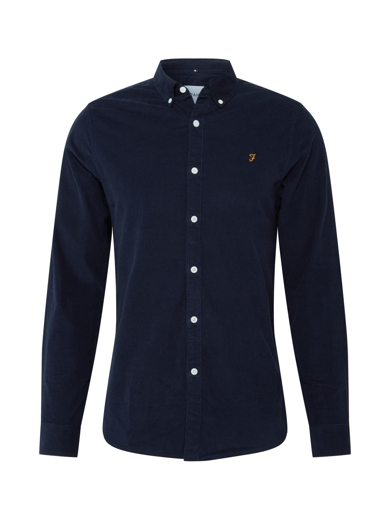 FARAH Košile  tmavě modrá