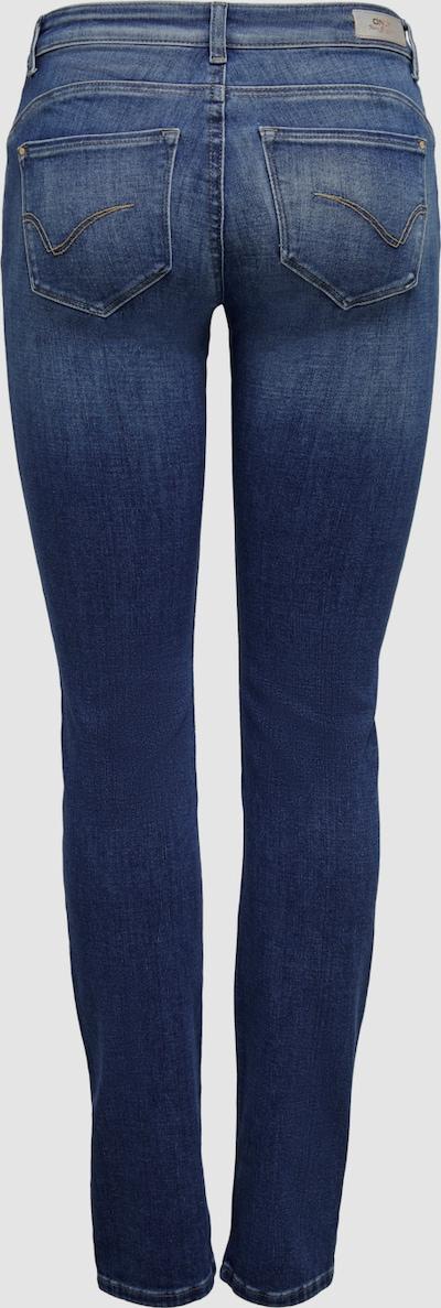 Only Eva Stretch-Jeans mit schmaler Passform