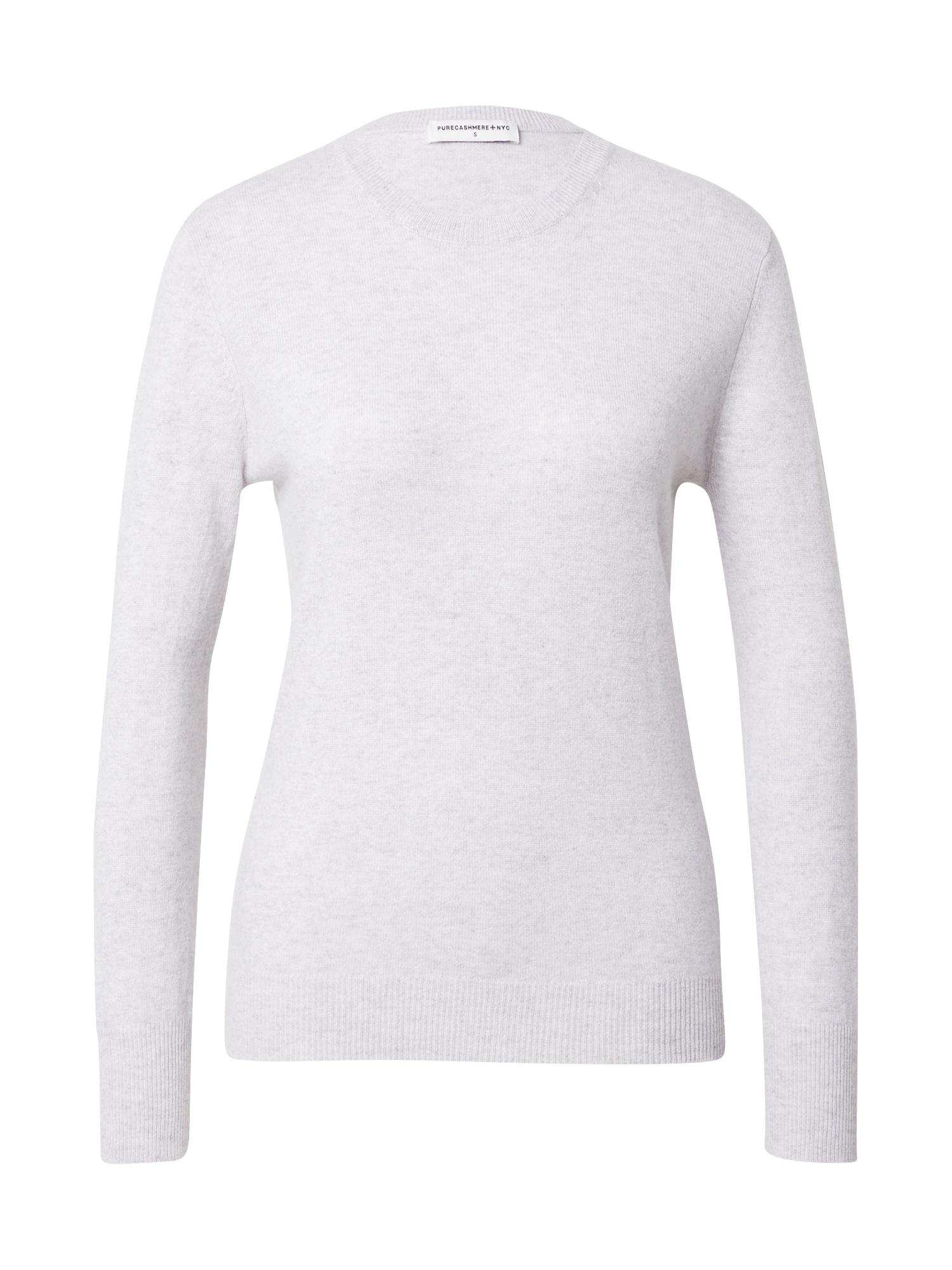 Pure Cashmere NYC Megztinis šviesiai pilka