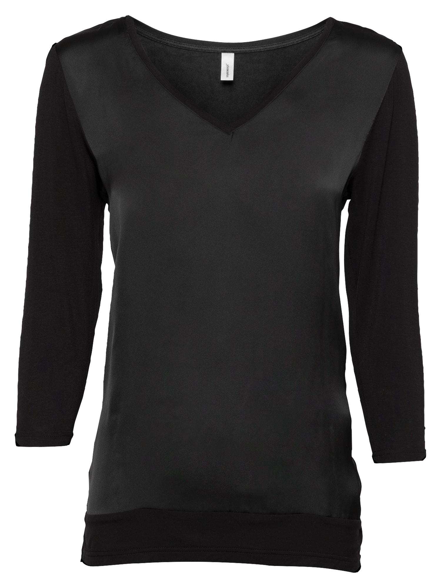 Soyaconcept Marškinėliai juoda