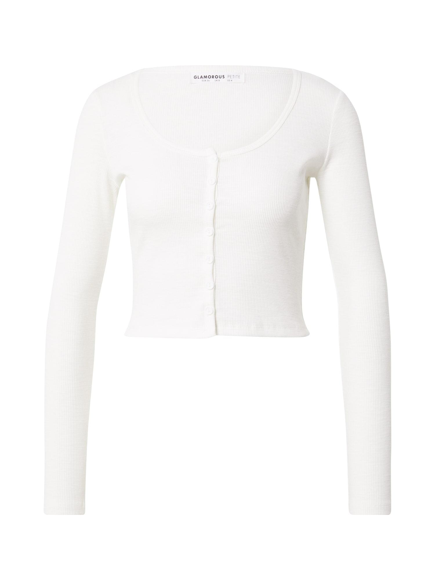 GLAMOROUS Marškinėliai balta