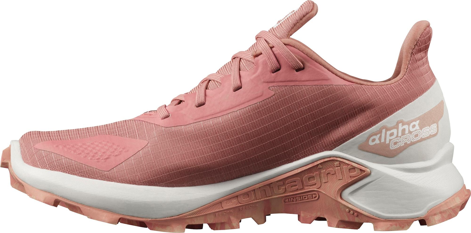SALOMON Sportiniai batai ryškiai rožinė spalva / balta