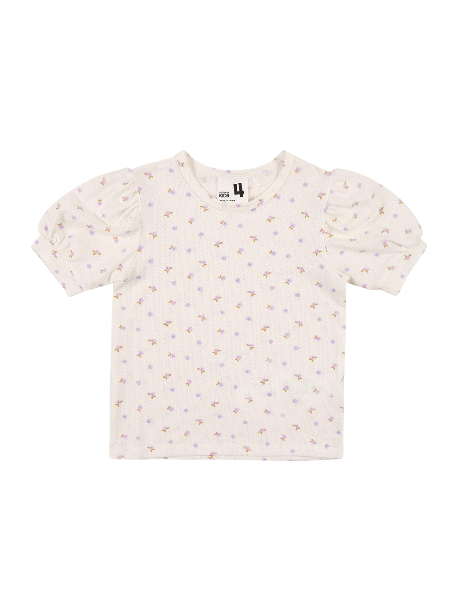 Cotton On Marškinėliai šviesiai rožinė