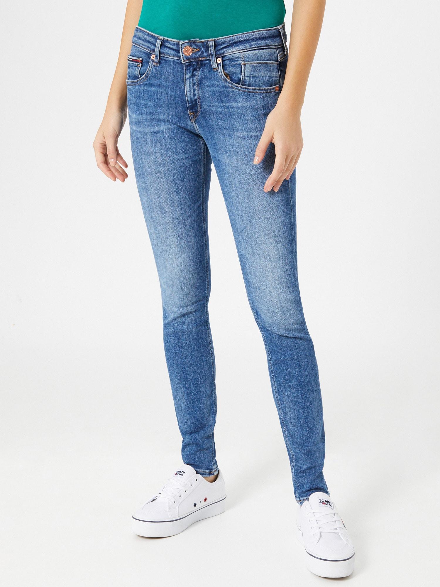 Tommy Jeans Jeans 'Scarlett'  mörkblå