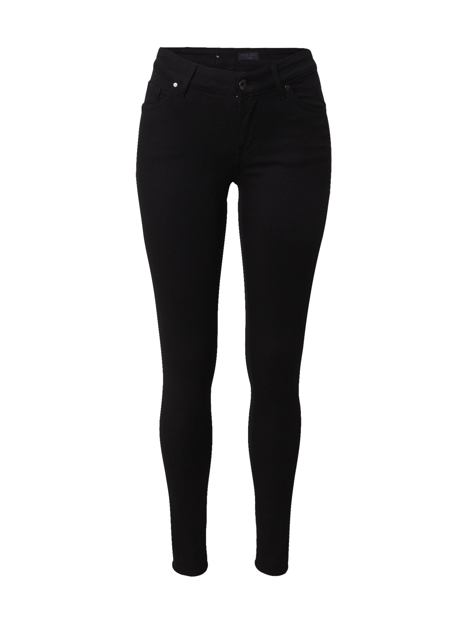 Tiger of Sweden Džinsai juodo džinso spalva