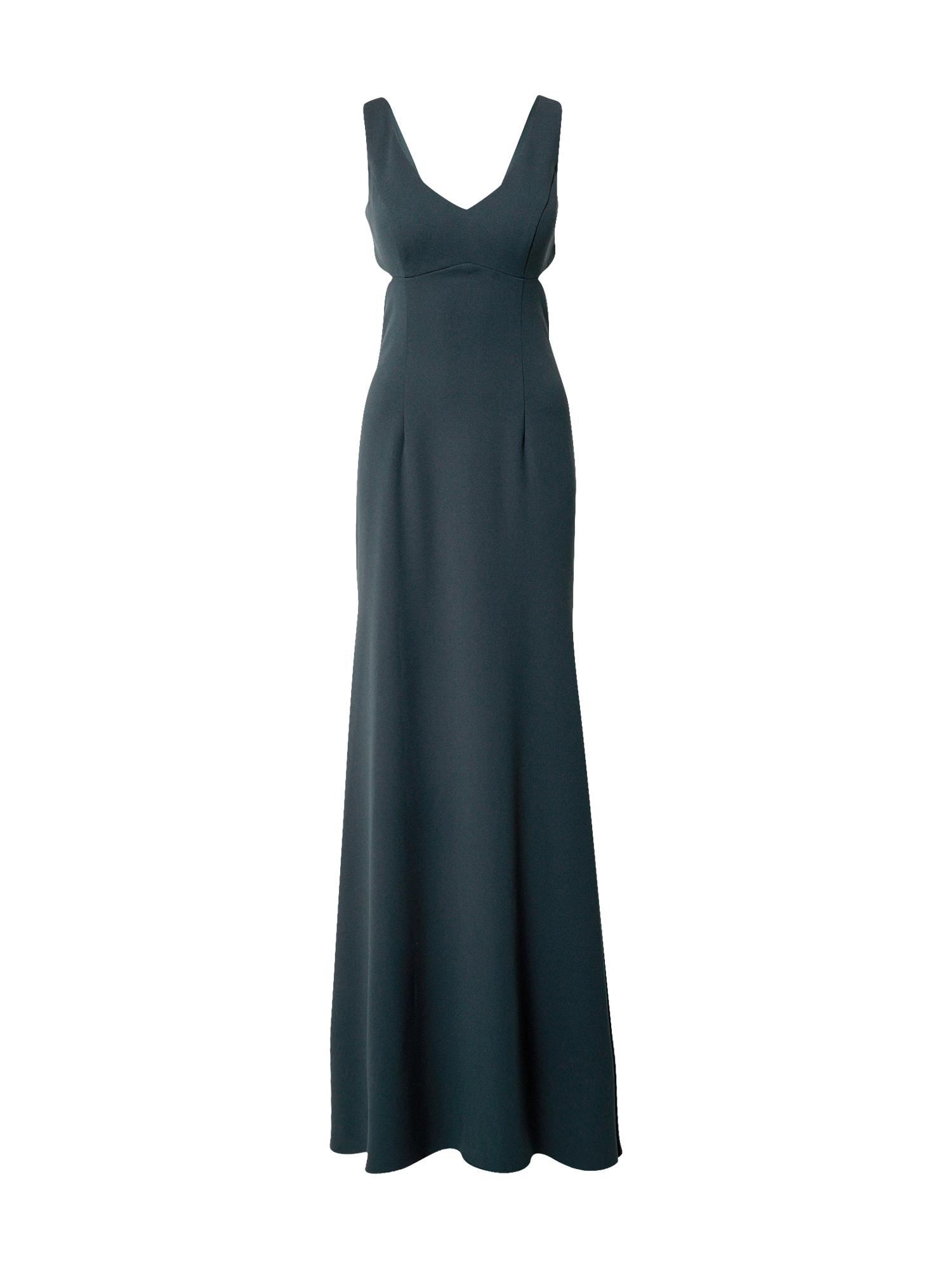 STAR NIGHT Vakarinė suknelė tamsiai žalia