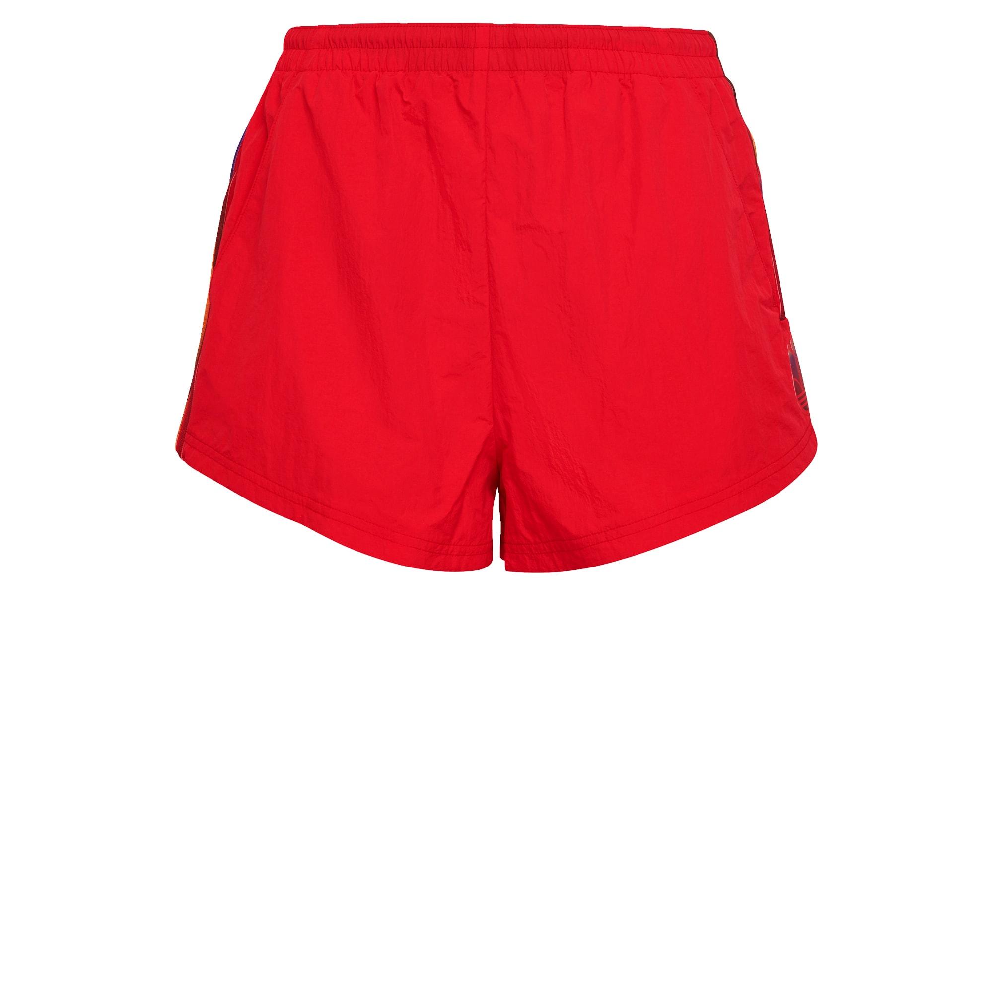 ADIDAS ORIGINALS Kelnės ryškiai raudona