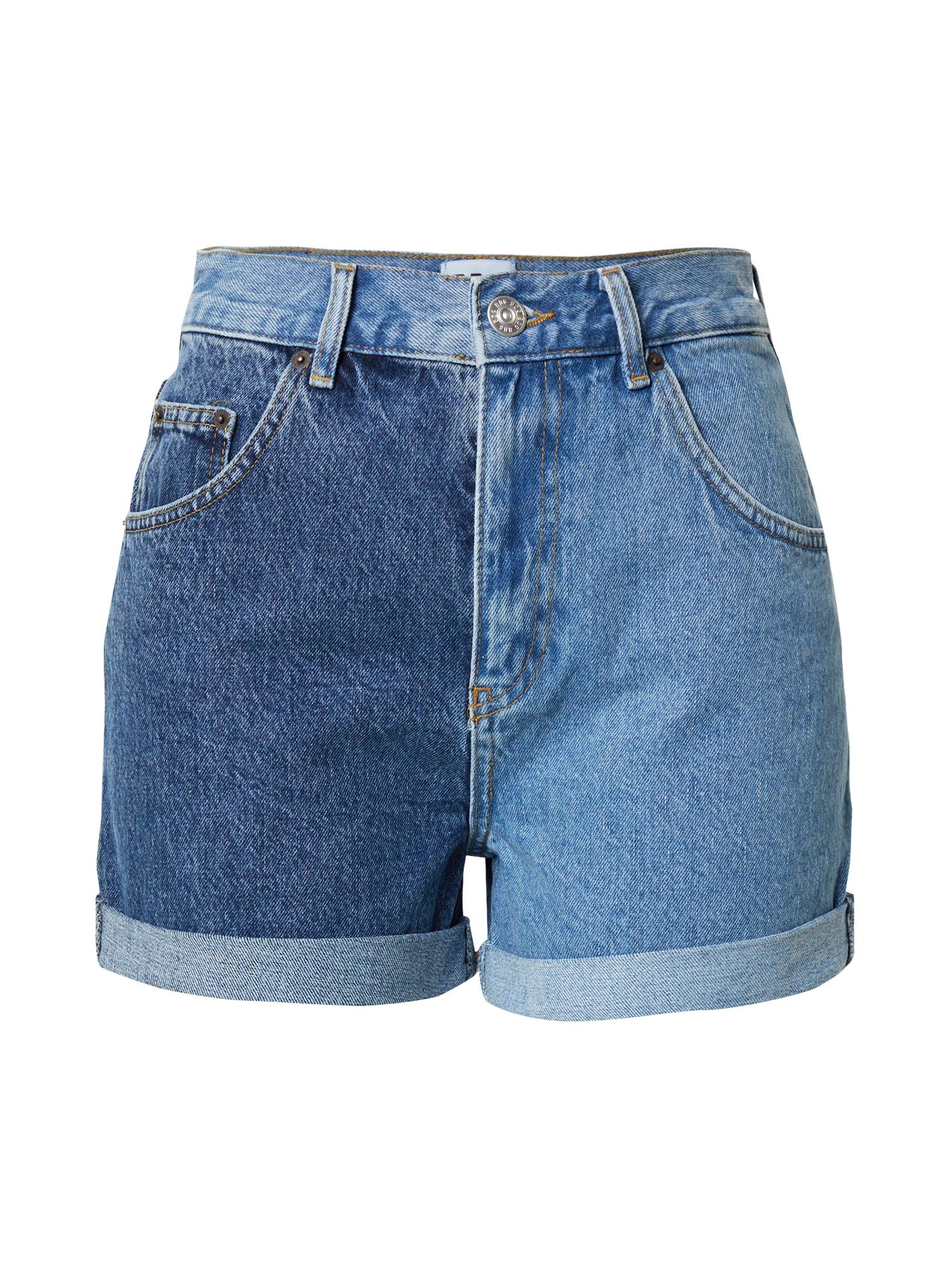 BDG Urban Outfitters Džinsai tamsiai (džinso) mėlyna / mėlyna